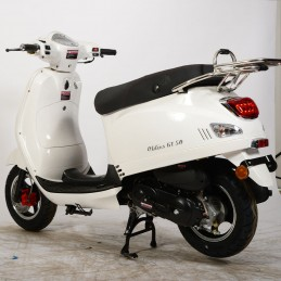Scooter Oldies GT 50cc Blanc