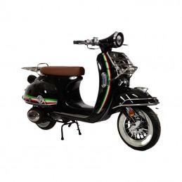 Scooter VX 50cc Noir Mat