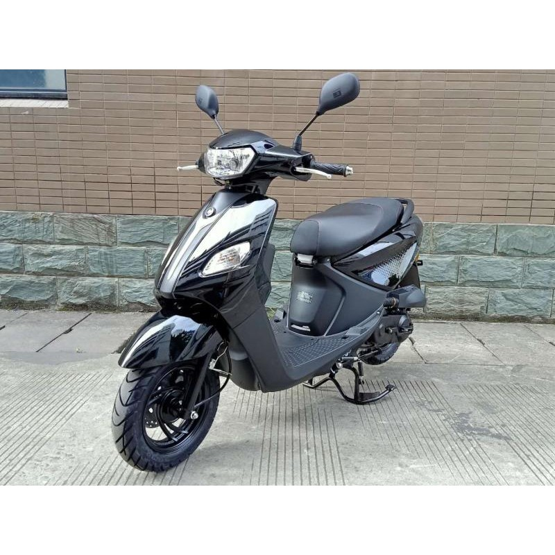 Scooter Santana 125cc Noir - Euro 3