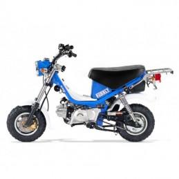Moto Bubbly 125cc Bleu