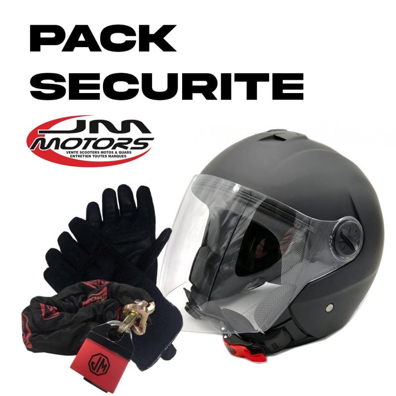 Pack Sécurité Scooter et Moto - JM Motors