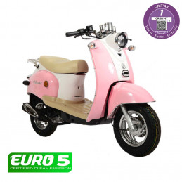 Scooter Oldies 50cc Rose &...