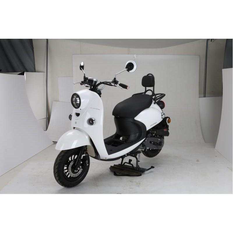 Scooter Mia 50cc Blanc