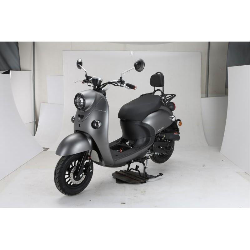Scooter Mia 50cc Gris Mat