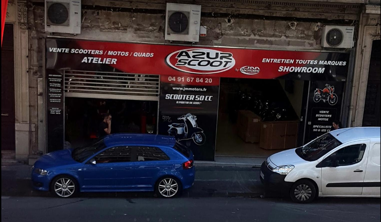 Boutique scooter et moto Marseille (13)
