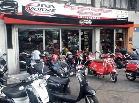 Boutique scooter et moto Paris 12e (75)
