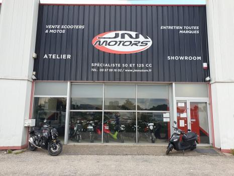 Boutique scooter et moto Bordeaux (33)