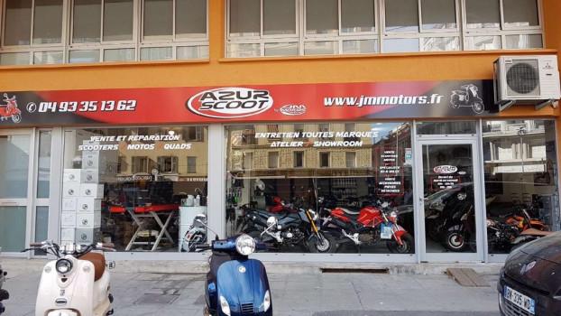 Boutique scooter et moto Nice (06)