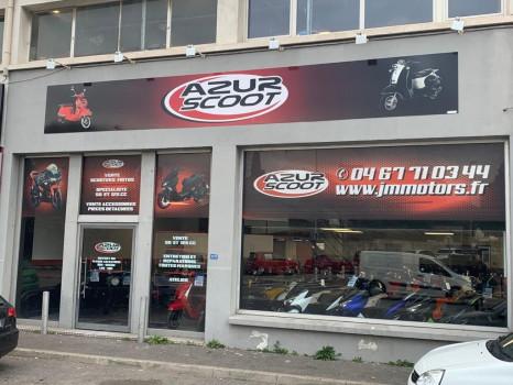 Boutique scooter et moto Montpellier (34)